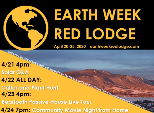 Red Lodge Schedule