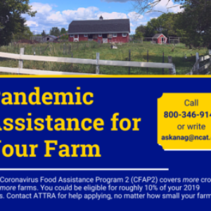 Billions Available for Farmers